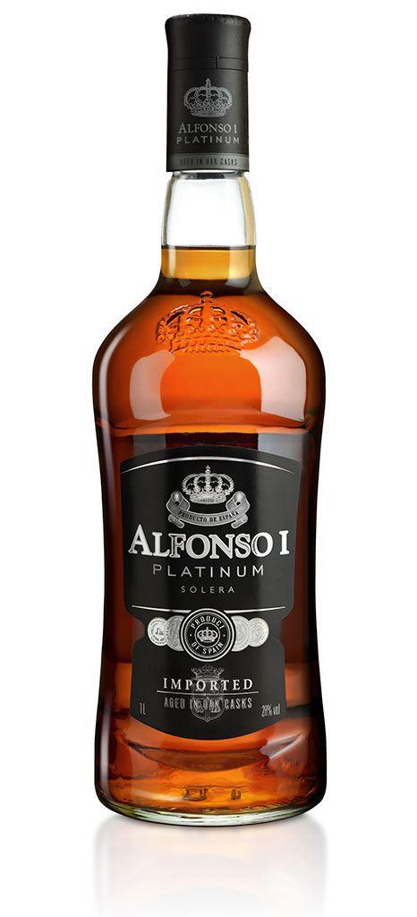 Alfonso I Platinum
