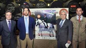 Antonio Real asiste pres III Canasta Equestrian Weekend _ 01